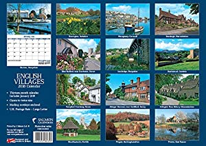 English Villages Calendar 2018 - Photocolour Series