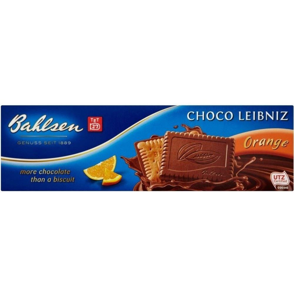Bahlsen Choco Leibniz Arancione (125g)