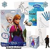 alles-meine.de GmbH 1 Stück _ XL Wundertüte & Überraschungstüte -  Disney Frozen - die Eiskönigin..