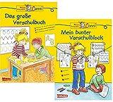 Carlsen Verlag GmbH Conni Das große Vorschulbuch (Neues Cover) (Conni Gelbe Reihe) Taschenbuch und Mein bunter Vorschul