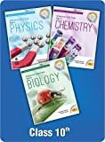 Combo Pack: Lakhmir Singh Class 10 Science (Biology, Physics, Chemistry) with Free Virtual Reality Gear (2020-2021…