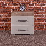 KOSY KOALA OAK EFFECT Bedside Table Nightstand cabinet, bedroom furniture set