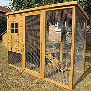 chicken coops imperial h hnerstall devonshire f r bis zu 4 h hner innovative verriegelung. Black Bedroom Furniture Sets. Home Design Ideas