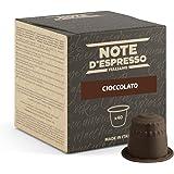 Note d'Espresso - Chocolat - Capsules Exclusivement Compatibles avec Machine NESPRESSO* - 40 x 7 g