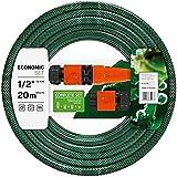 Cell 5901828850073Garden Hose, Green, 0.422x 0.422x 0.1cm