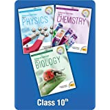 Combo Pack: Lakhmir Singh Class 10 Science (Biology, Physics, Chemistry) with Free Virtual Reality Gear (2021-2022 Examinatio