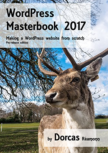 WordPress Masterbook 2017: Making a WordPress website for sale  Delivered anywhere in UK