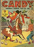 Candy - Issues #21 & #22: Humor Golden Age Vintage Comics Scans Archive (Golden Age Rare Vintage Comics Collection Book 11) (English Edition)