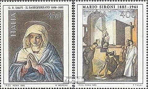 Italien 1930-1931 (kompl.Ausg.) postfrisch 1985 Italienische Kunst (Briefmarken für Sammler)