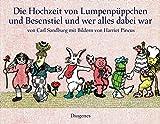Die Hochzeit von Lumpenpüppchen und Besenstiel und wer alles dabei war (Kinderbücher)