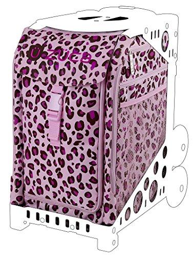 Zuca Eislaufen (Zuca Bag Pink Leopard Einsatz nur)