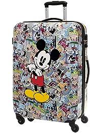 Disney Mickey Comic Maleta, 64 Litros, Color Varios Colores