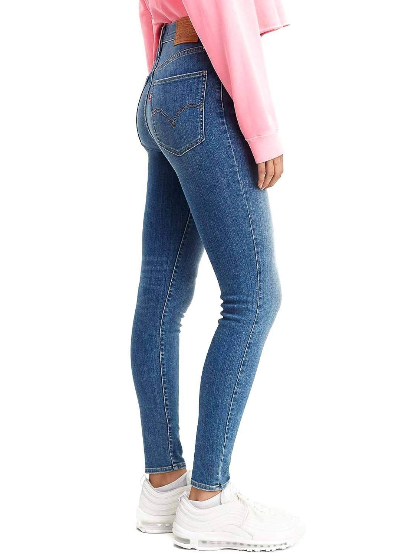 Levi's ® Mile High Super Skinny W Vaquero