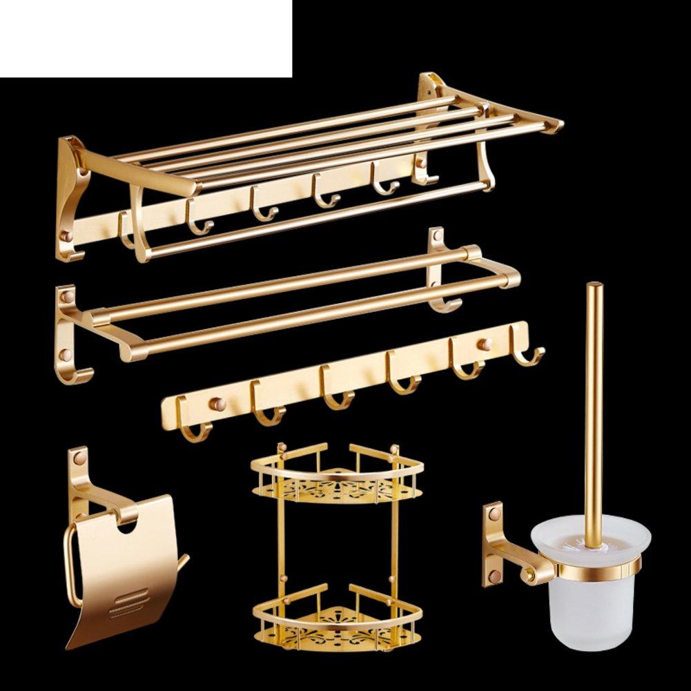 Asciugamano/ bagno portasciugamani/Antichi scaffali in bagno/Bagno accessori hardware set-M