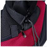 BENWEI Classics High-quality Breathable Dog Front Carrying Bags Mesh Comfortable Travel Tote Shoulder Bag For Puppy Cat… 26
