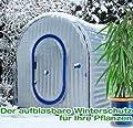 Aufblasbares Gewächshaus WinterSafe XL 300x200x300cm von VDG Gartencenter auf Du und dein Garten