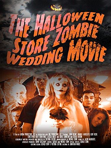The Halloween Store Zombie Wedding Movie [OV]
