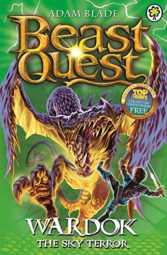 83: Wardok the Sky Terror (Beast Quest)
