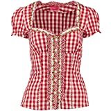 Krueger Madl Bluse Activity Rot, Gr.38 Damen
