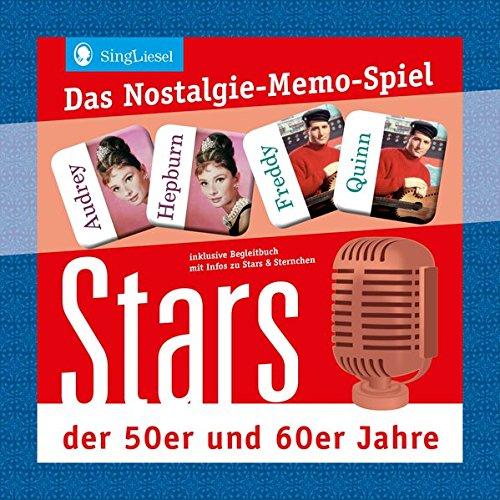 Das Nostalgie Memo-Spiel - Unsere geliebten Stars par SingLiesel Redaktion