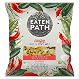 Off The Eaten Path Sour Cream Popped Rice Chips 27g