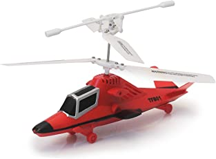 The Flyers Bay Powerful Radio Controlled Helicopter - Power Version 2.0, Red