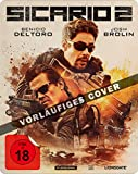 Sicario 2 Steelbook (4K Ultra HD + Blu-ray) (exklusiv bei Amazon.de) [Limited Edition]