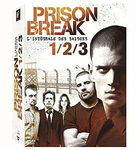 Prison Break - L'intégrale des Saisons 1 / 2 / 3