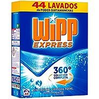 WiPP Express Detergente en Polvo - 44 Lavados (2,86 Kg)