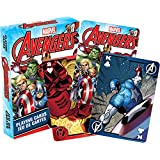 Juego de cartas–Marvel–Vengadores–Comic equipo Poker Juegos nueva 52409