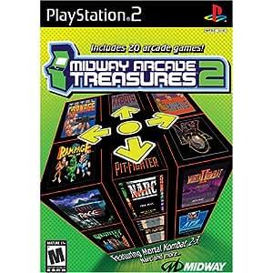Midway Arcade Treasures 2 / Game