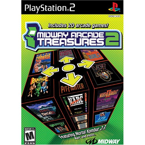 Midway Arcade Treasures 2 / Game by Midway (Treasures Arcade Midway 2)