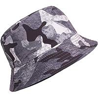 KeepSa in Puro Cotone Cappello da Pescatore per Uomo e Donna Cappelli Estivo da Viaggio per la Protezione Solare da…