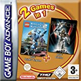 2 Games in 1 (Lego Knights Kingdom / Lego Bionicle)
