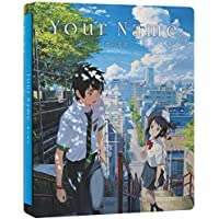 Your Name Collector's Edition Steelbook