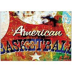 Iman Nevera Nostálgico M.A. Allen baloncesto