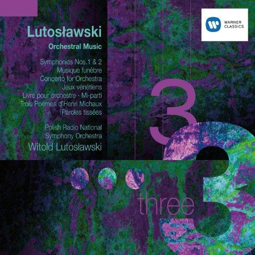 Lutoslawski: Symphonies, Concertos, etc