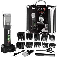 Remington Haarschneidemaschine HC5810 (selbstschärfende Keramikklingen, 10 Aufsteckkämme + Präzisionslängeneinstellung…