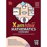 Xam Idea Mathematics (Standard) - Class 10 - CBSE - Examination 2020-2021
