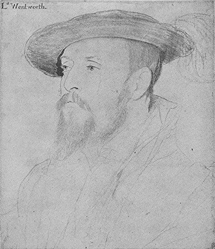 Das Museum Outlet-Portrait Of Thomas, Baron Wentworth. 1532-43-Poster Print Online kaufen (152,4x 203,2cm)