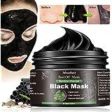 Maschera Nera, Maschera di comedone, Black Mask, Blackhead Remover Black Mask, Facciale Cura Strappando Stile Pulizia Profond