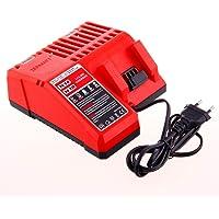 la nouvelle haute qualité m18 18v chargeur pour milwaukee pile li - ion 48-11-1820 48-11-1815 48-11-1840 48-11-1828 ue plug