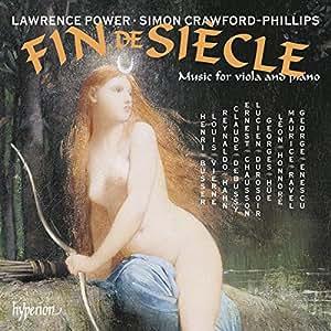 Fin de Siècle - Werke für Viola und Klavier