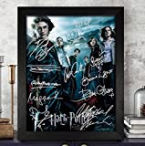 Harry Potter and the Goblet of Fire Cast signé autographe Photo 8 x 10 Reprint RP PP [Mike Newell, J.k. Rowling, David Tennant, Daniel Radcliffe et Emma Watson]