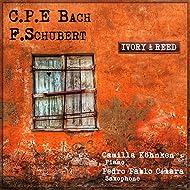 "F. Schubert: Introduction and Variations on ""Trockne Blumen"", D. 802 - C.P.E. Bach: Sonata in B Minor, Wq. 76"