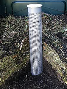 komposter bel ftung turbo kompost durch. Black Bedroom Furniture Sets. Home Design Ideas