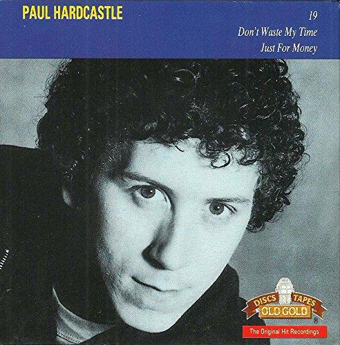 Biggest Hit Maxi CD (CD Single Paul Hardcastle, 3 Tracks)