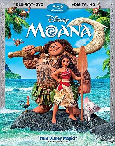 MOANA - MOANA (2 Blu-ray)