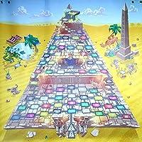 Memotep - Le jeu de langue - Plateau géant - 1,50 x 1,50 m
