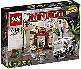 LEGO Ninjago Movie 70607 City Chase Toy